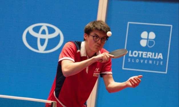 Clément Berthier s'incline face au numéro 1 mondial