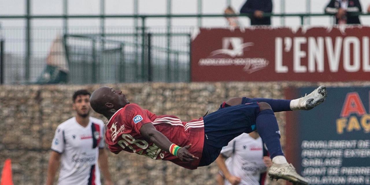"""Abdoulaye Diallo (ABFC) : """"Quand je ne marque pas de but, je ne dors pas la nuit"""""""
