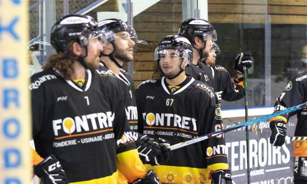 Le Roanne Hockey cartonne à Lyon en Coupe de France