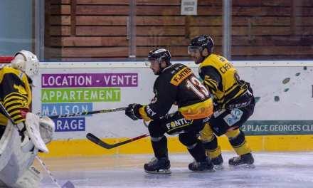Le Roanne Hockey fait sa rentrée en Coupe de France