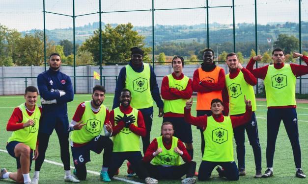 Football/N2 – Les Faucons de l'ABFC ont pris leur envol