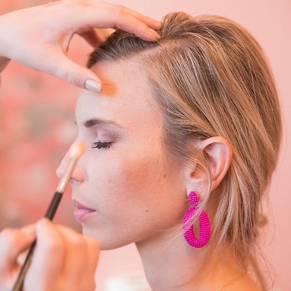 Professional Makeup Application Services