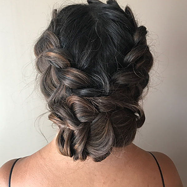 Dry Style : Uptown Updo