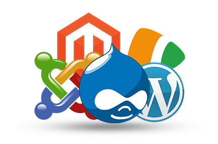 multi-cms wordpress joomla