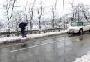 Nevicata a Fornovo: scatta il piano neve, sulla Provinciale dopo
