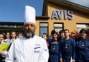 Avis Borgotaro i ragazzi delle medie del paese e di Albareto incontrano Chef della Barilla