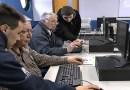 Gadda Fornovo è partito il 12mo corso di informatica Capelli D'Argento