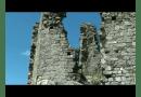 Castello di Roccalanzona. Accesso chiuso per pericolo di nuovi crolli. Le immagini.