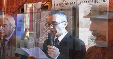 Fornovo mostra Grande Guerra I valori della Patria Roberto Spagnoli di Borgotaro