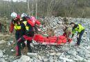 Incidente di caccia mortale nel Grotone a Scanzo di Terenzo.
