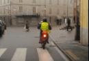 """COLLECCHIO. Sequestrata bici elettrica """"truccata"""". Bloccato a Collecchio, oltre alla confisca del ciclomotore il conducente dovrà pagare una multa di 549 euro"""