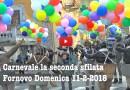 Carnevale Fornovo la seconda sfilata di Domenica 11 premiati carri e maschere