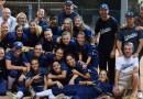 Riparte il 7 aprile la stagione di serie A de Softball Collecchiese. Una bella squadra!!