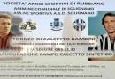 Domenica 6 maggio ore 10,30 a Rubbiano José Altafini inaugura campetto sintetico con torneo calcio bambini