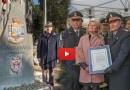 Fornovo Taro Comandante Rega e scultore Pelosi inaugurazione Caserma Tenenza Guardia Finanza