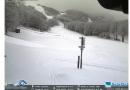 Neve questa mattina in appennino sopra i 900 metri. Le immagini.