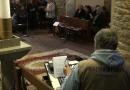 Oggi Radio Maria ha trasmesso in diretta dalla pieve  di Santa Maria Assunta a Fornovo Taro