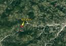 Una scossa di terremoto in val Ceno a meno di 1 Km da Castello di Golaso