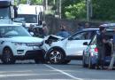 Traffico in tilt a Fornovo per un incidente stradale lungo la statale della Cisa