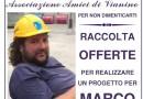 Anche TG Parmense ha ricordato Marco Iselli. Una raccolta di fondi per ricordarlo