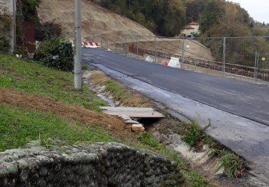 Val Parma, al via il lavori sulla frana di Boschetto.