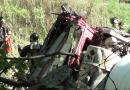 Il video dei soccorsi all'autista della betoniera a Roccalanzona il  3 ottobre.