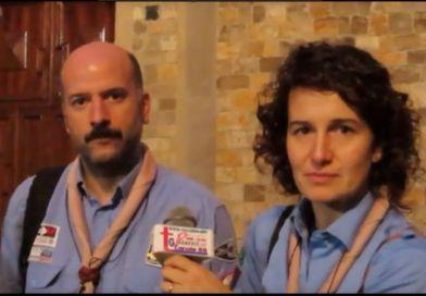 I Capi Scout da tutta l'Emilia Romagna (ma non solo) a Fornovo. Perchè? – TG Parmense del 23 ottobre 2019