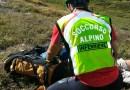 Incidente per un biker di Parma nel calestanese.