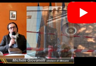 Ancora inagibile la chiesa di Medesano. Intervista al sindaco  Michele Giovanelli
