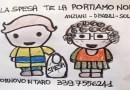 Fornovo Taro SPESA A DOMICILIO per gli anziani telefono 339 7556241 emergenza CORONAVIRUS