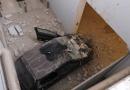 Incidente a Riccò di Fornovo, auto nel vano delle scale mobili del Conad