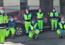 Emergenza contagio Protezione Civile Solignano i ringraziamenti del Sindaco per i volontari e non solo