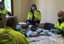 Fornovo oggi distribuzione mascherine Volontari Protezione Civile Comunale