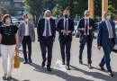 Ministro Boccia in visita al Gadda Fornovo e Dallara Varano le interviste nel TG di lunedì ore 19 canale 88