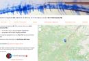 Terremoto di magnitudo 3,5 nel parmense. Localizzato a …