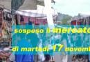 Fornovo martedì 17 sospeso il mercato e farmer market