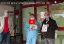 Il Lions Club Bardi val Ceno porta doni agli anziani della val Ceno, di  Fornovo e Medesano