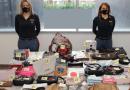 La Polizia Stradale ha arrestato 3 cittadini peruviani nella flagranza di plurimi furti di merce