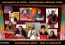 Questa sera ore 19 canale 88 CAMPANILINFESTA CARNEVALE 2021