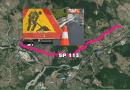 Traffico interrotto sulla Sp 113 della Bertorella dal 19 a venerdì 21