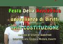 Fornovo: uguaglianza di diritti nella Costituzione