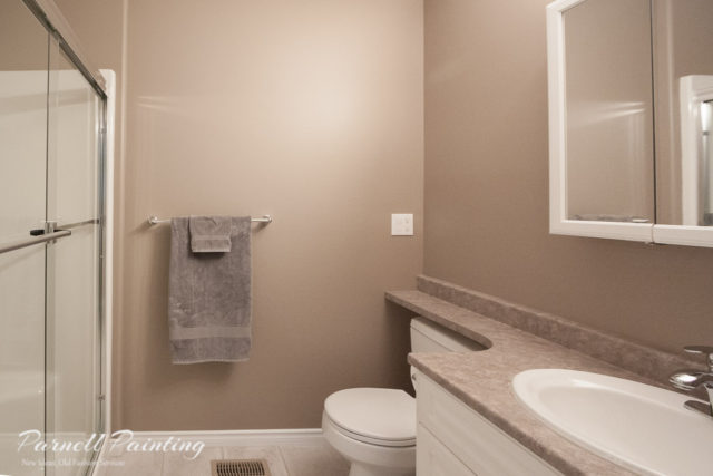 Interior Professional Painting Nanaimo BC Parnell