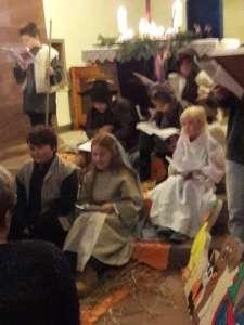 Veillée de Noël oecuménique à Hohfrankenheim