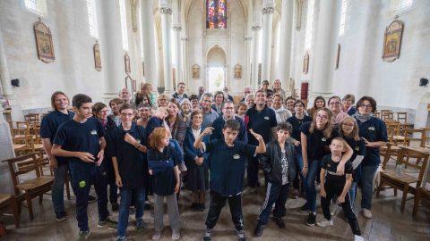 «La paroisse, une famille !» du nouveau…