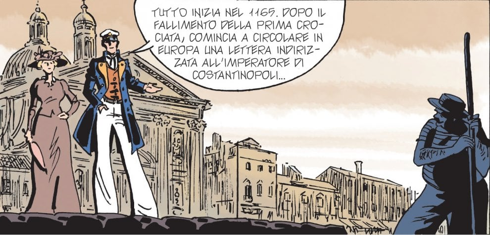 fumetto semola intervista