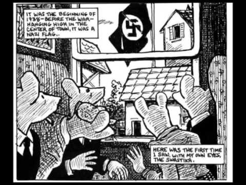 il nazismo visto da un topo