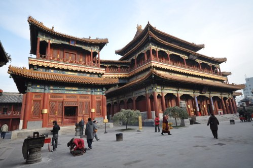 Il Convento dei lama e il Tempio di confucio