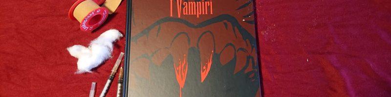 """Dylan Dog """"I Vampiri"""" e la teoria del complotto"""