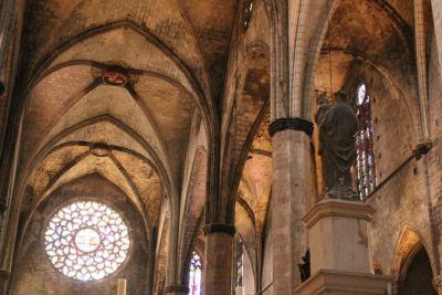 Barcellona - Santa maria del mar