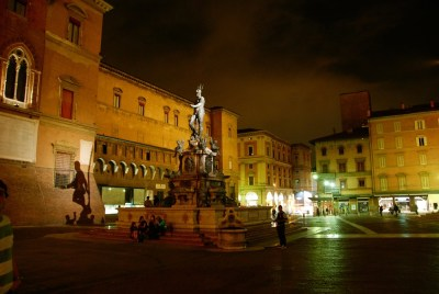 bologna insolita fontana del Nettuno